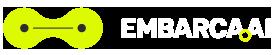 Logo da empresa de venda de passagens Embarca Aí